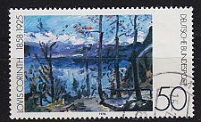 Buy GERMANY BUND [1978] MiNr 0986 ( O/used ) Gemälde