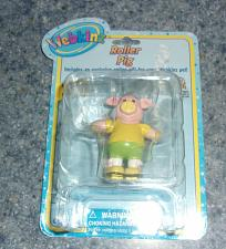 Buy Brand New Webkinz Roller Pig Figurine MIP Feature Code For Dog Rescue Charity