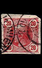 Buy ÖSTERREICH AUSTRIA [1901] MiNr 0100 a ( O/used ) [01]
