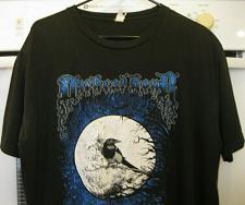 Buy Darkest Hour Black Band Shirt Size XL