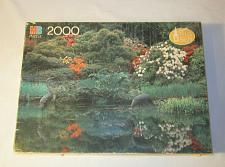 Buy Shore Acres State Park, Botanical Garden, Oregon 2000 piece Vintage Puzzle MB