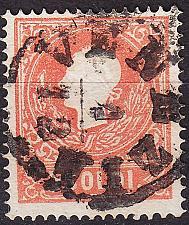 Buy ÖSTERREICH AUSTRIA [Lombardei] MiNr 0009 II ( O/used )