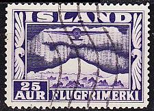 Buy ISLAND ICELAND [1934] MiNr 0177 A ( O/used )