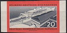 Buy GERMANY DDR [1960] MiNr 0805 B ( **/mnh ) Schiffe