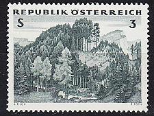 Buy ÖSTERREICH AUSTRIA [1962] MiNr 1125 ( **/mnh ) Pflanzen