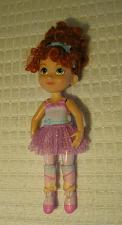 "Buy Fancy Nancy Doll 10"" Jakks Pacific 2008 Pink Ballerina Dress"