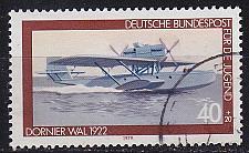 Buy GERMANY BUND [1979] MiNr 1005 ( O/used ) Flugzeug