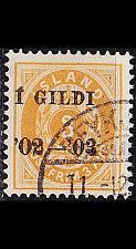 Buy ISLAND ICELAND [1902] MiNr 0023 B ( O/used )