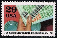 Buy US #2697b World War II; MNH (3Stars) |USA2697b-01