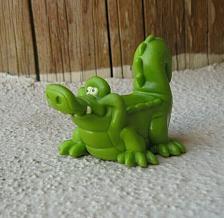 Buy Disney Jake and the Never Land Pirates Croc figure Tick-Tock the Crocodile 1:66