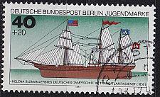 Buy GERMANY BERLIN [1977] MiNr 0545 ( O/used ) Schiffe
