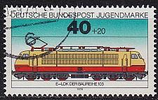 Buy GERMANY BUND [1975] MiNr 0837 ( O/used ) Eisenbahn