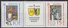 Buy GERMANY DDR [1964] MiNr 1052-53 Zdr ( **/mnh )