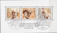 Buy GERMANY BUND [1978] MiNr 0959-61 Block 16 ( Sonder-O/used )