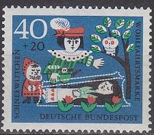 Buy GERMANY BUND [1962] MiNr 0388 ( **/mnh )