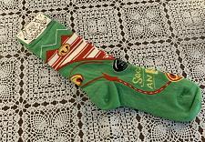 Buy Brand New Ladies Christmas Crew SocksSecret Santa One Size 4 Dog Rescue Charity