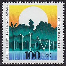 Buy GERMANY BUND [1992] MiNr 1615 ( **/mnh )