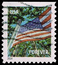 Buy US #4783b Flag in Summer; Used (3Stars) |USA4783b-03