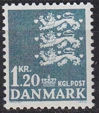 Buy DÄNEMARK DANMARK [1971] MiNr 0513 ( **/mnh )