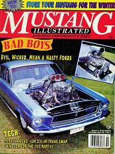 Buy October 1992 Issue Mustang Illustrated Magazine For Dog Rescue Charity