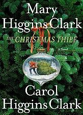 Buy The Christmas Thief by Mary Higgins Clark Book For Cocker Spaniel Rescue Charity