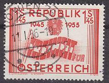 Buy ÖSTERREICH AUSTRIA [1955] MiNr 1014 ( O/used )