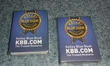 Buy Two Brand New Kelly Blue Book Notepads With Sticky Notes For Dog Rescue Charity