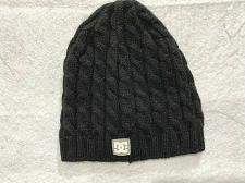 Buy D C cable Knit beanie hat black One size