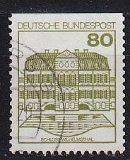 Buy GERMANY BUND [1982] MiNr 1140 Co ( O/used ) Bauwerke