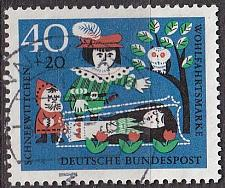 Buy GERMANY BUND [1962] MiNr 0388 ( O/used )