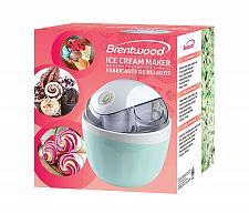 Buy Brentwood TS-1410BL 1 Quart Ice Cream and Sorbet Maker, Frozen Yogurt, Gelato, a