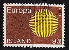 Buy ISLAND ICELAND [1970] MiNr 0442 ( O/used ) CEPT