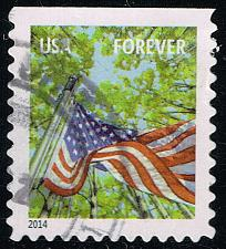 Buy US #4782b Flag in Spring; Used (4Stars) |USA4782b-03