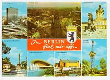 Buy GERMANY - THE BERLIN COLLECTION FDC7623