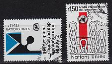 Buy UNO Genf [1980] MiNr 0094-95 ( O/used )