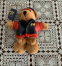 Buy 24 Jeff Gordon NASCAR 6 Inch Plush Teddy Bear Ornament For Dog Rescue Charity