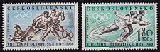 Buy CSSR [1960] MiNr 1183-84 ( **/mnh ) Olympiade