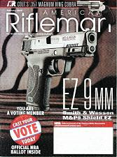 Buy February 2020 Issue American Rifleman Magazine For Dog Rescue Charity