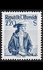 Buy ÖSTERREICH AUSTRIA [1952] MiNr 0978 ( **/mnh ) Trachten