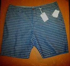 Buy Lucky Brand Striped Shorts Men`s 40