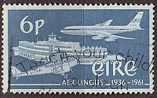 Buy IRLAND IRELAND [1961] MiNr 0148 ( O/used ) Flugzeug