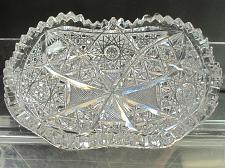 Buy ABP Crystal Cut Glass Oval dish