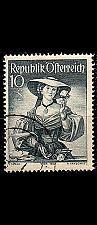 Buy ÖSTERREICH AUSTRIA [1948] MiNr 0926 ( O/used ) Trachten