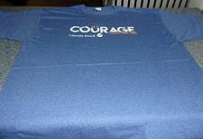 Buy Brand New Tee Shirt Extra Extra Large Blood Donor Courage For Dog Rescue Charity