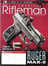 Buy American Rifleman Magazine April 2021 Issue For Cocker Spaniel Rescue Charity