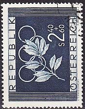 Buy ÖSTERREICH AUSTRIA [1952] MiNr 0969 ( O/used ) Olympiade