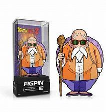 Buy Dragon Ball Z Master Roshi FiGPiN Enamel Pin - Entertainment Earth Exclusive