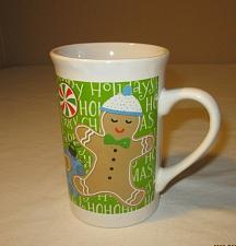 Buy Royal Norfolk Christmas Mug Gingerbread Man Woman Stoneware Coffee Cup