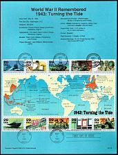 Buy US #SP1044 (2765) World War II (5Stars) |USASP1044-01