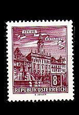Buy ÖSTERREICH AUSTRIA [1965] MiNr 1194 y ( **/mnh ) Architektur